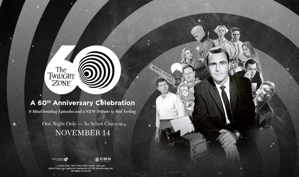 Twilight Zone Creator Rod Serling Feared He'd Be Forgotten